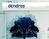 Instituto Dendros web site