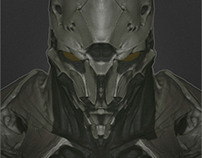 Alien Commando