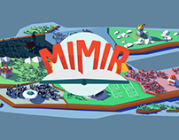 Mimir - Reading Game