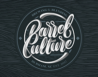 Barrel Culture - Logotype and Brand Development