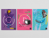 RED Creative Studio Posters