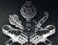 Heraldry for Royal Advertising