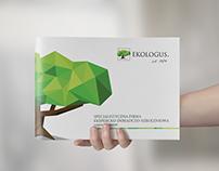 Katalog wizerunkowy - Ekologus