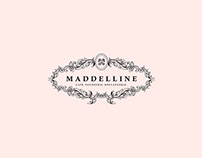 Branding and Packaging for Maddelline Cafe