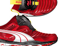 Footwear Design - Running  Disc Puma