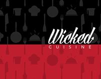 Wicked Cuisine -  Brand Identity