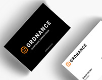 Ordnance Rebrand