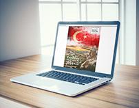 """E-book """"Conheça a Turquia"""" da MUNDO COLOR"""
