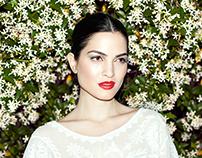 White fashion - Editorial