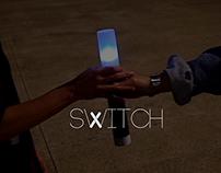 SWITCH - Beautiful light project // Armor