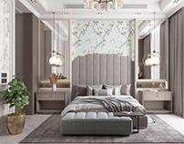 New Classic Parents Bedroom