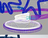3D estetoscópio