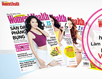 WomanHealth Magazine