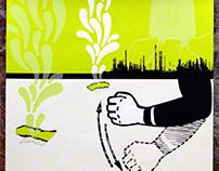 Poster Multiprise I, II, III, IV