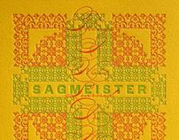 Keepsake: Sagmeister Lecture