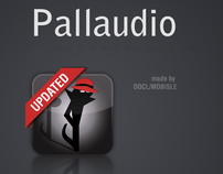 PALLAUDIO - iPhone App