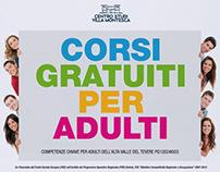Corsi per Adulti 2013