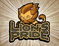 LION'S PRIDE (GAME ART)