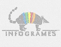 Retro Logo Typo Posters