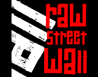 FONT | Raw Street Wall | Volcano Type