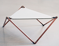 Diagonal Coffee table