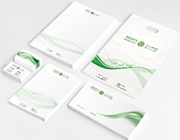 Reem's Pharmacy Corporate Identity