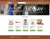 E-shop Neway | Health store