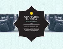 Grappling Buddha