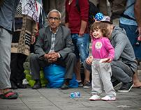 Refugee Crisis, Budapest 2015