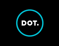 DOT. – Art Gallery Identity