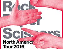 Sting & Peter Gabriel 'Rock, Paper, Scissors'