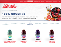 Beverage Company Website
