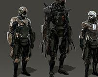 Sci Fi Project
