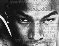 Tyson Beckford Book Cover
