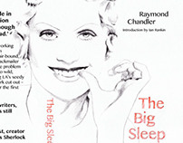 The Big Sleep - Penguin Cover Competition