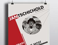 Designer Tribute Poster