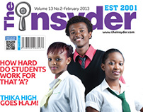 More Magazine layouts