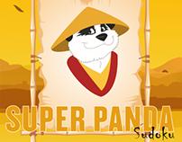 Super Panda Sudoku