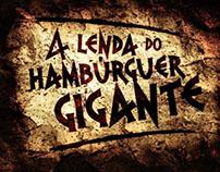 Campanha 'A lenda do hambúrguer gigante'