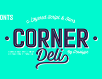 Corner Deli Type Family