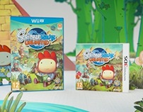 Packshot Scribblenauts Trailer