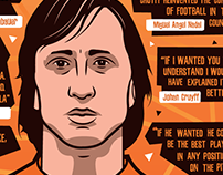 Johan Cruyff for Bleacher Report UK