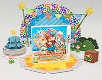 Packshot Paper Mario 3DS
