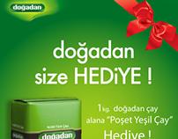 Dogadan Tea Campaign