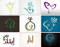 logos arab