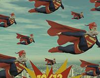 Poster Super Bazar