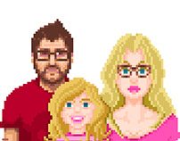 PixelArt Vol. II – The Sartos