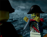 Lego Advertisement Campagin