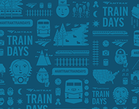 Amtrak Train Days Experience