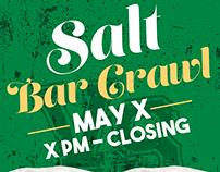 North VS South (Bar Crawl)